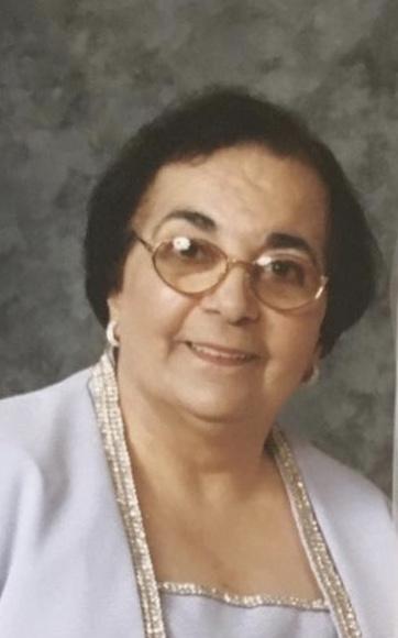 Lillia Margaret Arzumanian (Nee Benjamin)