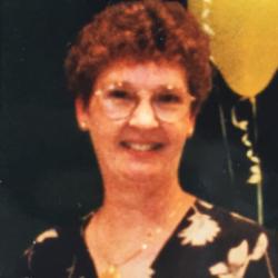 Evelyn Ann (Redar) Mathews
