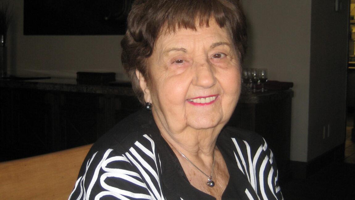 Dorothy R. Wysocki (nee Rumas)